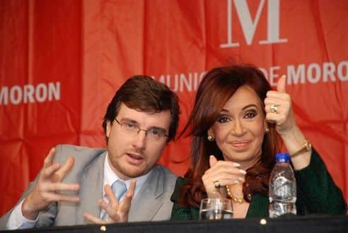 """Lucas Ghi: """"Nuestra líder es Cristina, pero no me parece una herejía discutirlo"""""""