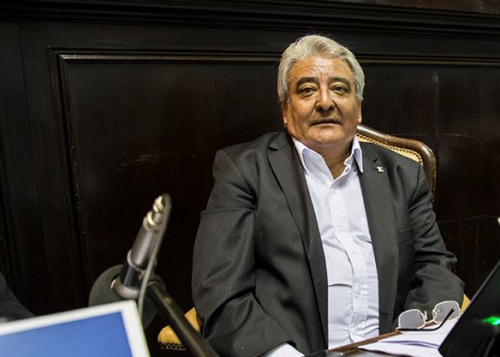 """Ledesma: """"Macri dijo que iba a generar trabajo y hay más de 600 mil despidos"""""""