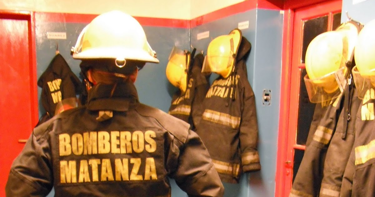 Bomberos Voluntarios de La Matanza, ahogados por la AFIP y el aumento de combustible
