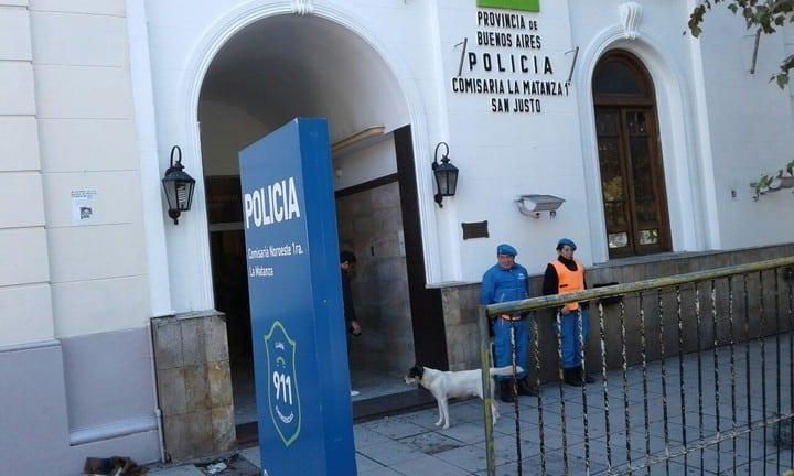 La comisaría de San Justo envuelta en otro escándalo: ahora se fugó un preso