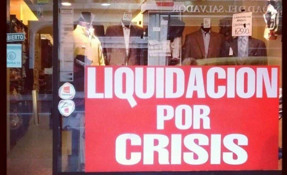 Desplome comercial: el gobierno asegura que las ventas cayeron un 52% en La Matanza