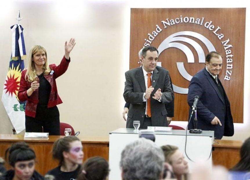 Finocchiaro lanzó su candidatura a intendente y Espinoza lo recibió con una chicana
