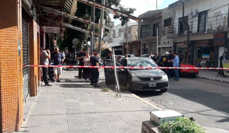Detuvieron al acompañante de la mujer asesinada por motochorros en San Justo
