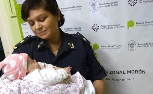 Haedo: rescatan a una beba que estaba encerrada en la habitación de un hotel