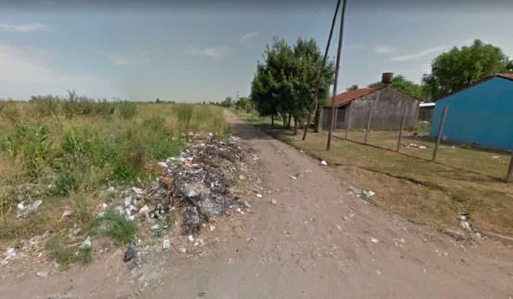 Detuvieron a una pareja acusada de matar a un hombre y prender fuego sus restos en Moreno