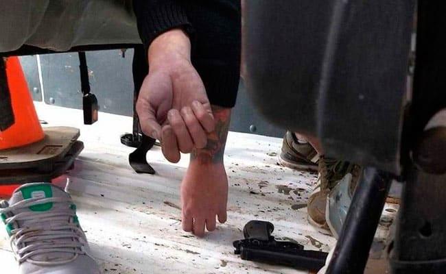 Un muerto y siete detenidos, el saldo de un escape frustrado en Tres de Febrero