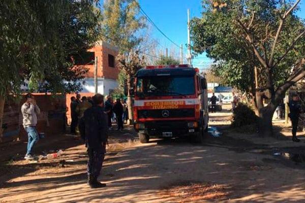 Falleció la última sobreviviente del trágico incendio en Ituzaingó