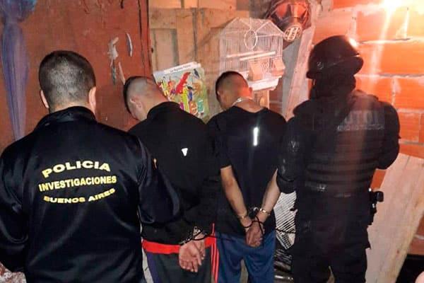 Detuvieron a dos menores por el crimen de un comisario en Moreno