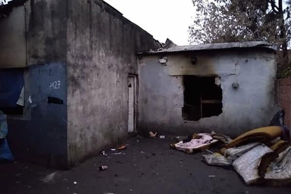 Incendio en Ituzaingó: fallecieron tres personas más y ya son seis las víctimas fatales