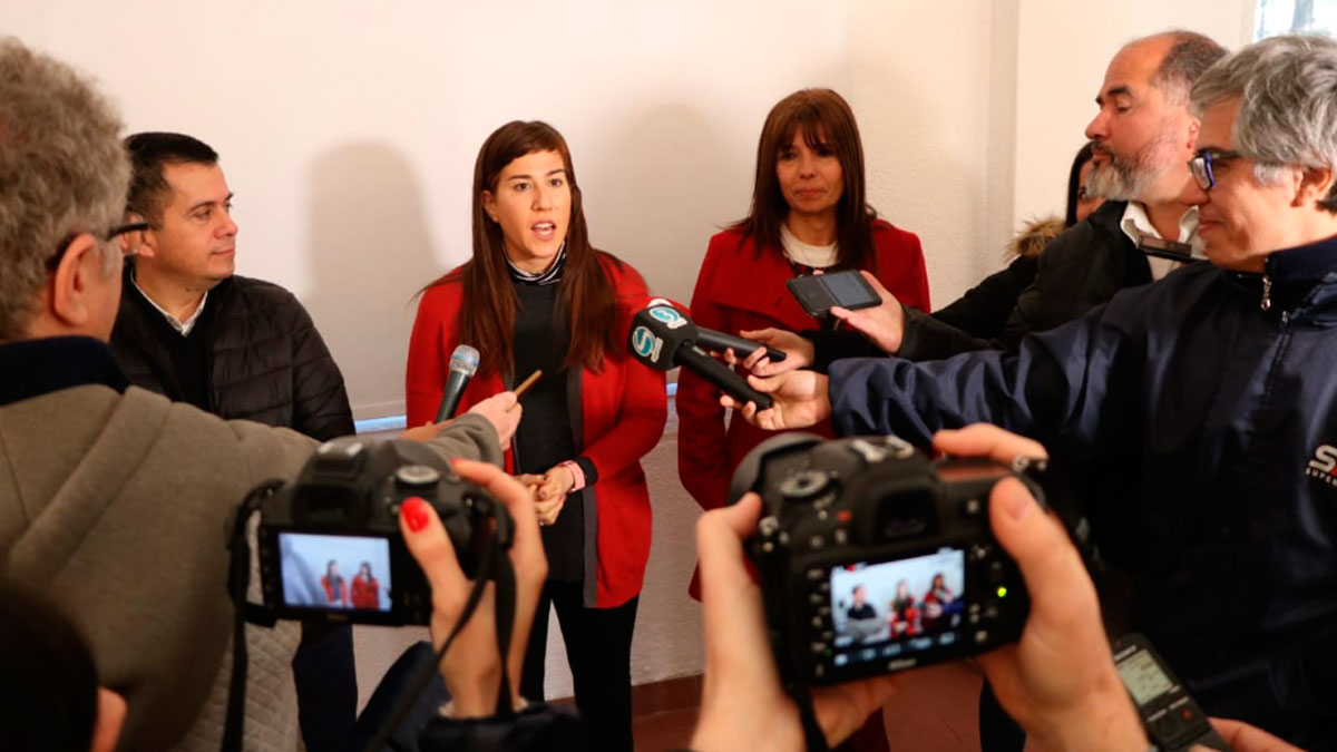 """La presidenta del Consejo Escolar de Morón denunció """"privación ilegítima de la libertad"""""""