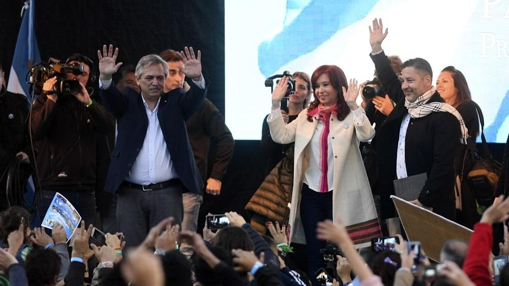 Alberto Fernández superó a Macri por más de medio millón de votos en el Oeste