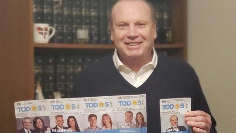 La Justicia ordenó allanar la casa del ex intendente de Merlo Raúl Othacehé