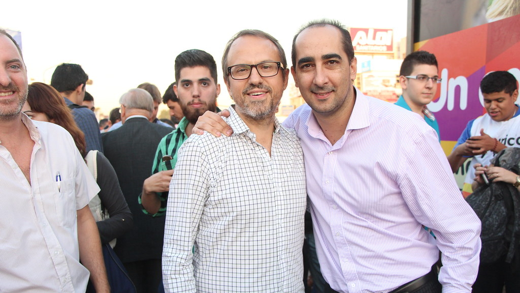"""Modo """"sálvese quién pueda"""": Tagliaferro y Valenzuela se despegan y municipalizan la campaña"""