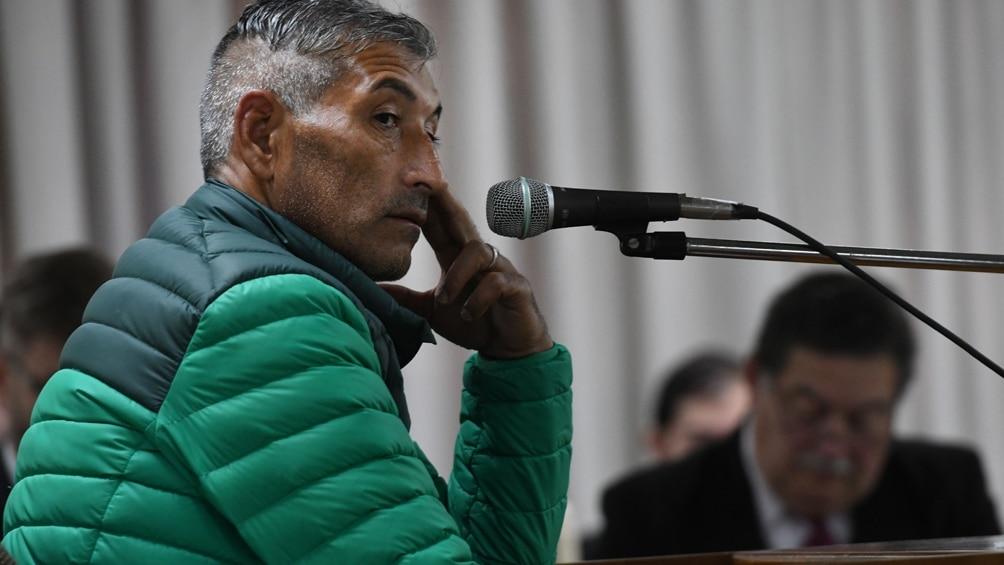 El narco Mameluco Villalba en el juicio por el secuestro y crimen de Candela