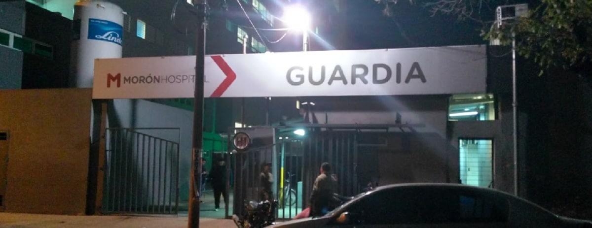Los médicos del Hospital Municipal de Morón piden donaciones por la falta de insumos