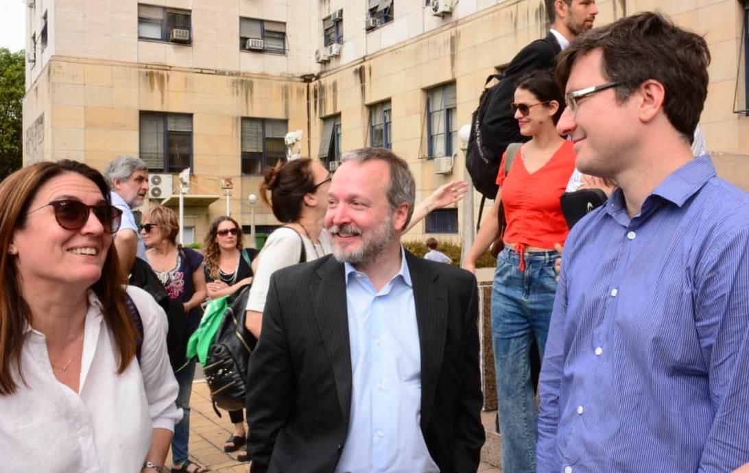 Comenzó el juicio a Sabbatella por aplicar la Ley de Medios al Grupo Clarín