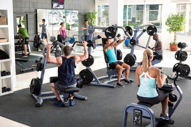 En Gimnasios y al aire libre: ¿dónde entrenar en zona oeste ...