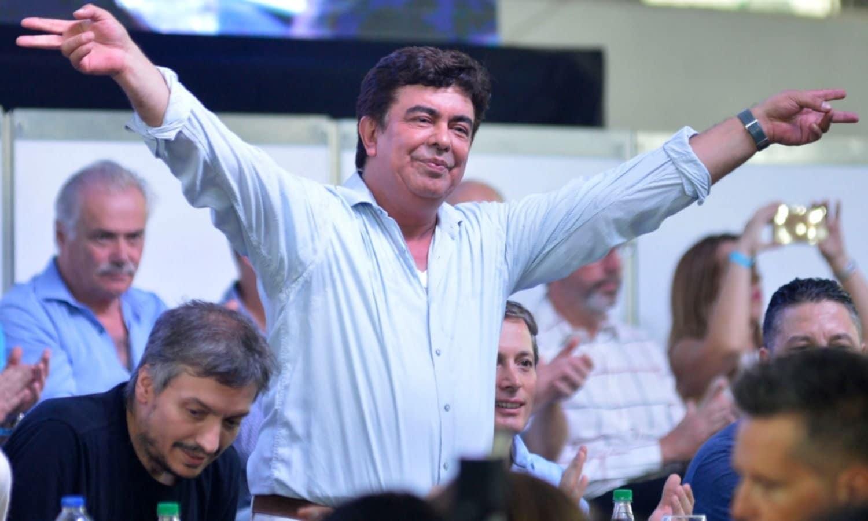 """Aseguran que Espinoza quiere ser """"el Massa del oeste"""" y hacer una gestión superadora en La Matanza"""