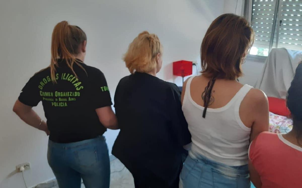 Desbaratan una red de trata que operaba en La Matanza y liberaron a seis mujeres