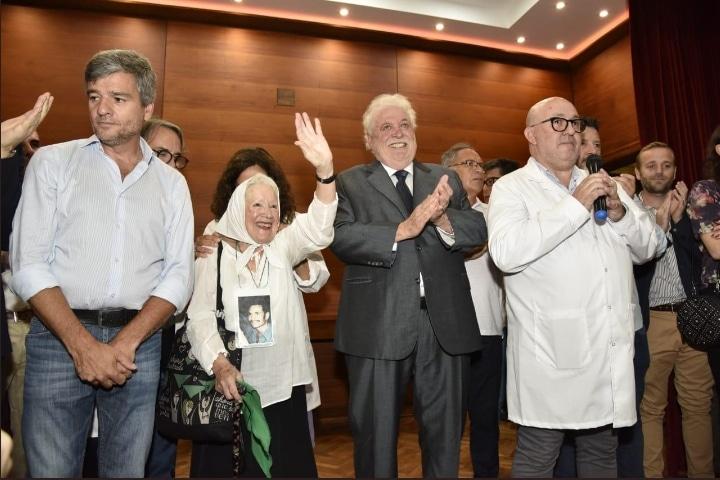 Hospital Posadas: Ginés vaticinó la posible reincorporación de los despedidos durante el macrismo