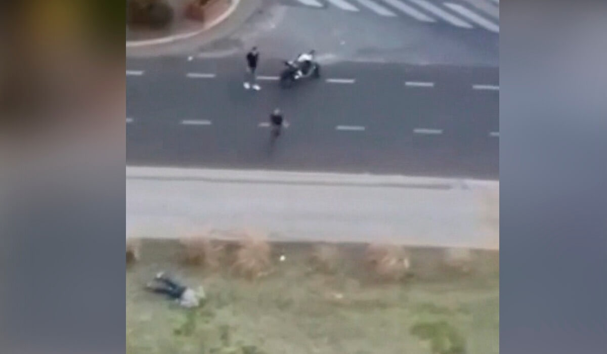 VIDEO   Linchan a un presunto delincuente en Haedo