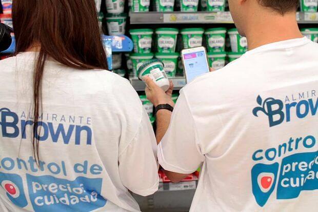 Los intendentes salieron a controlar precios en supermercados