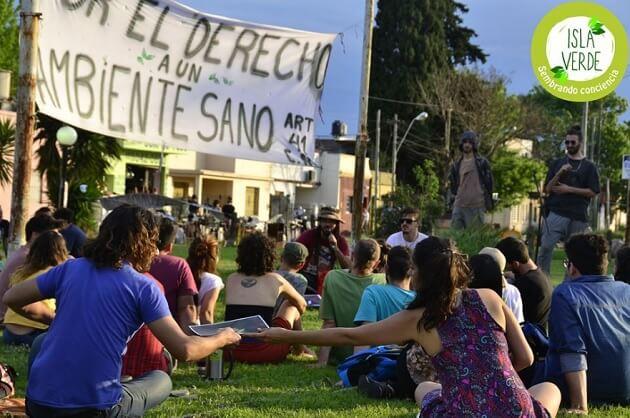 Sembrando Conciencia, el festival que defiende la reserva natural de El Palomar