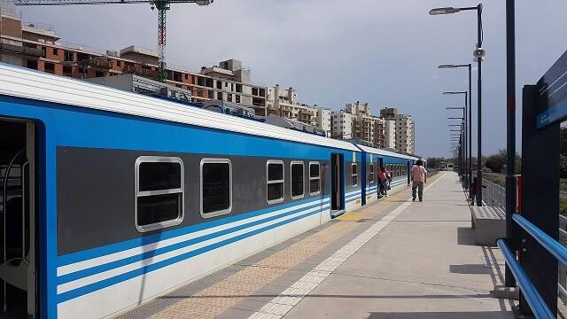 La línea Belgrano Sur restableció su servicio con un cronograma de emergencia