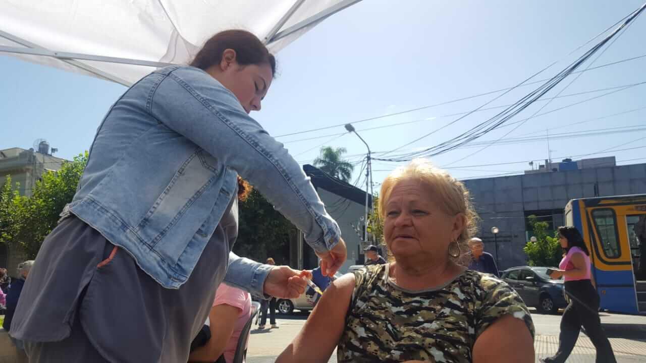 Vacuna antigripal: La Matanza anunció el cronograma y los lugares de aplicación