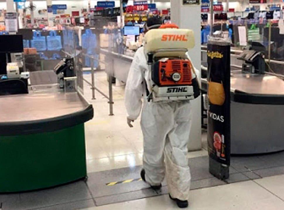 """Tras el contagio de un trabajador, desde el gremio tildaron de """"insensible, imprudente e inhumana"""" a Walmart"""