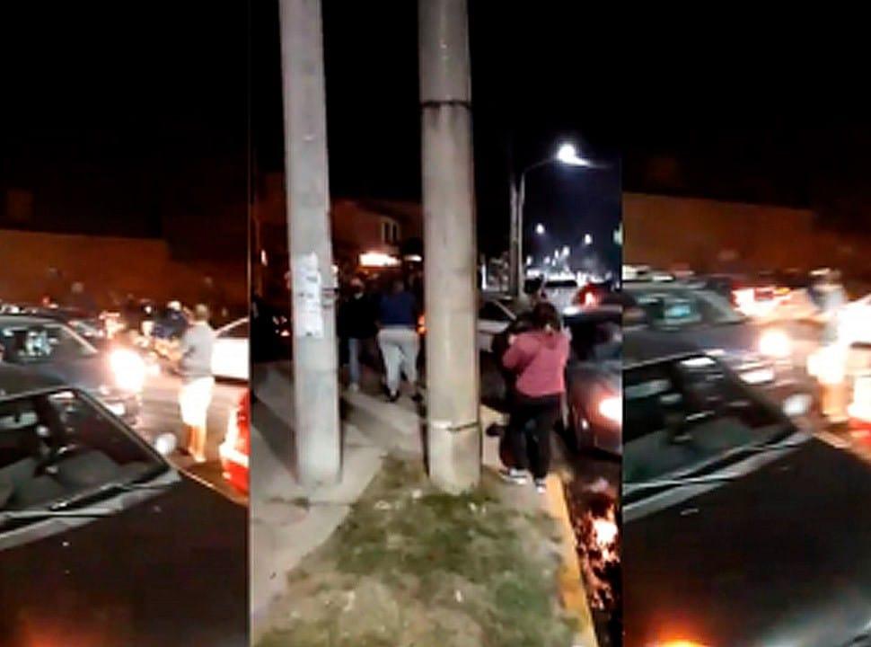 """Un concejal de Cambiemos admitió que la marcha en Ciudad Evita fue por """"falta de información"""""""