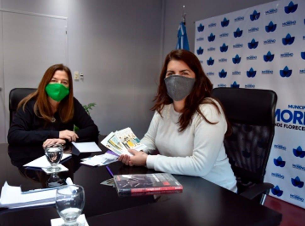 Hurlingham y Moreno ya cuentan con el Fondo Especial para asistir a víctimas de violencia de género