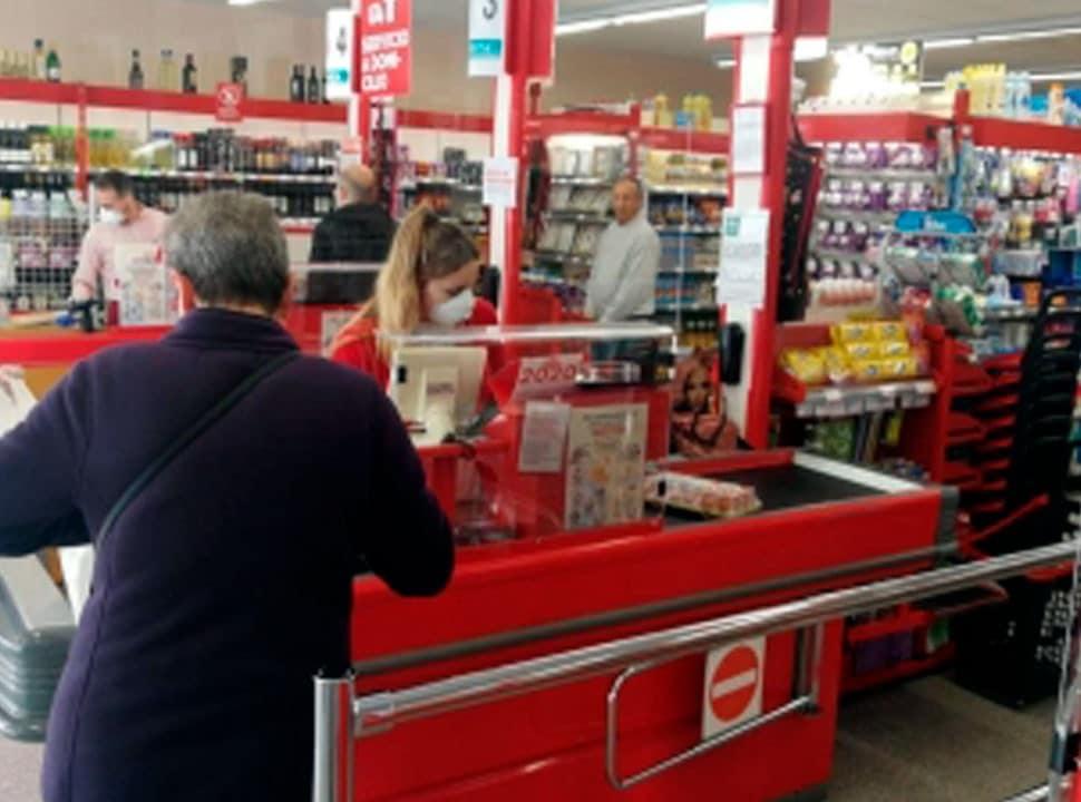 Coronavirus en supermercados: reclaman que haya testeos masivos a los empleados