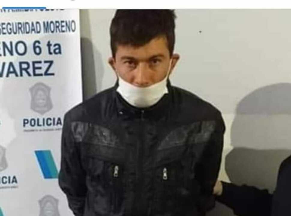 Se negó a declarar el único detenido por el doble femicidio Moreno