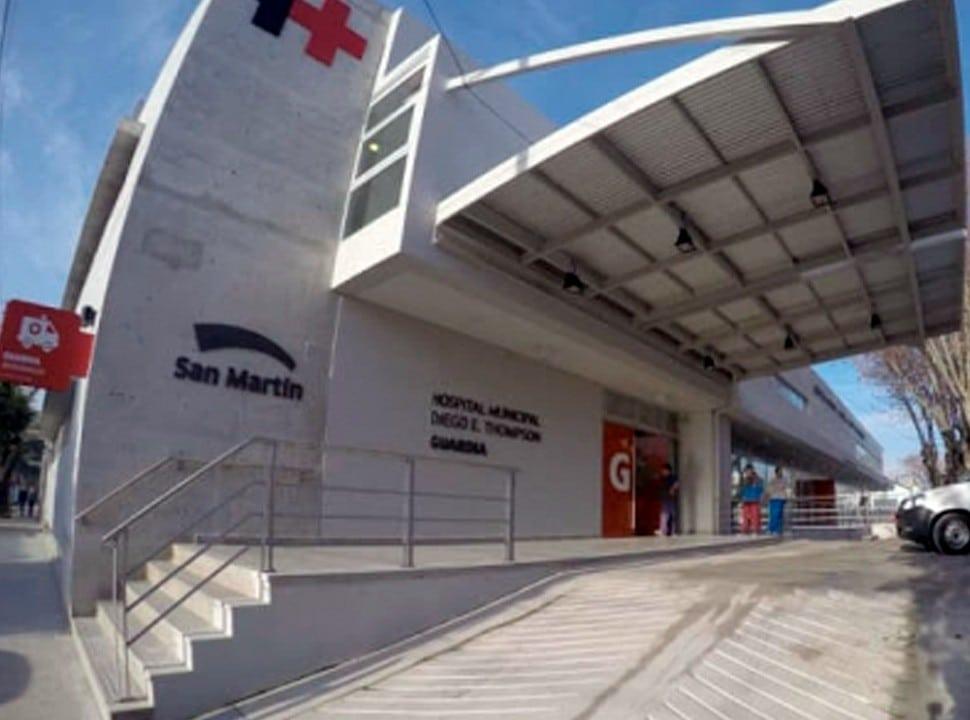 Un preso sospechado de tener coronavirus se escapó del hospital disfrazado de enfermero