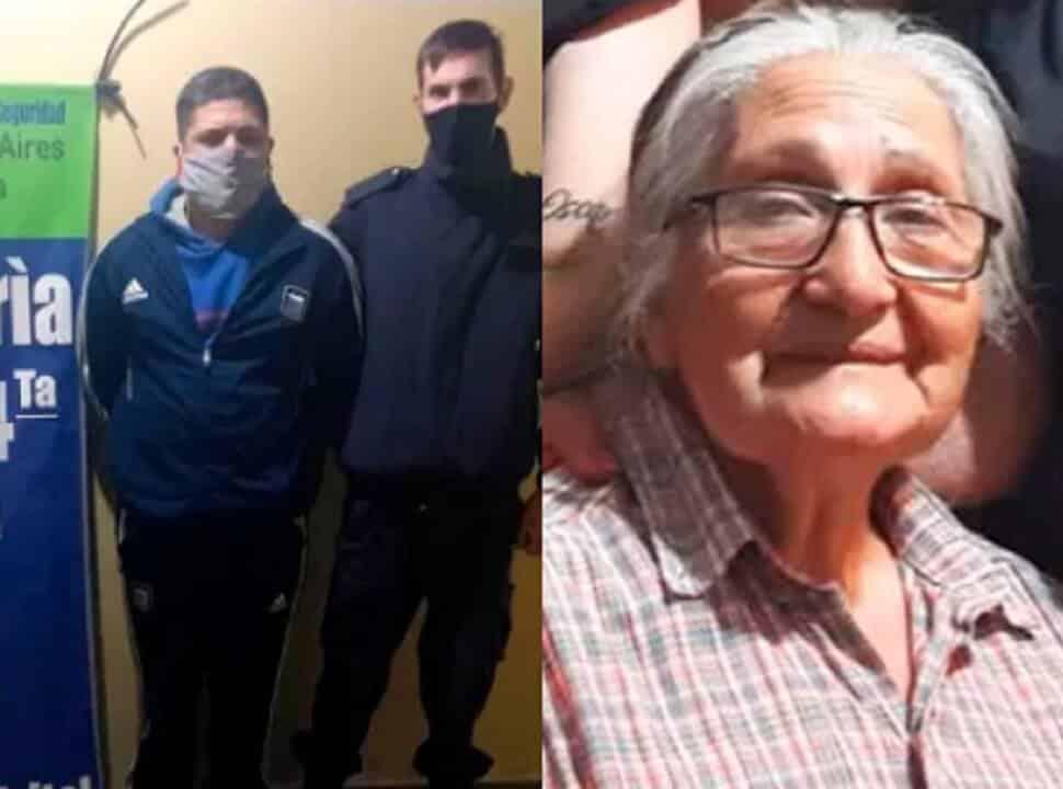 Prisión preventiva para el asesino misógino que mató a una jubilada a martillazos