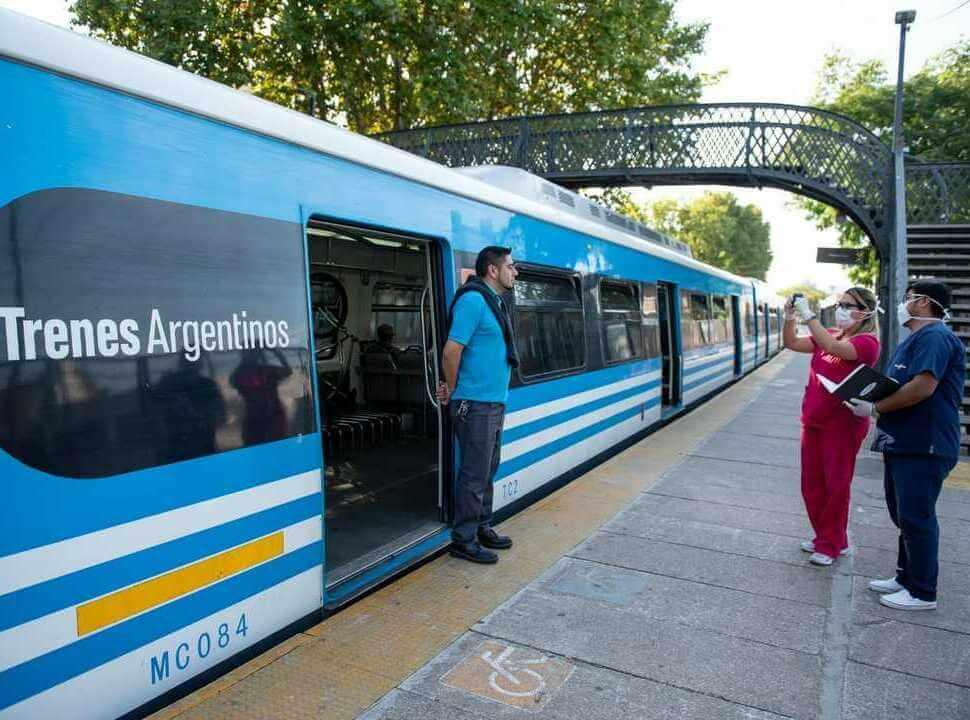 Tren Sarmiento I Habrá restricciones de circulación durante el fin de semana: horarios y recorridos afectados