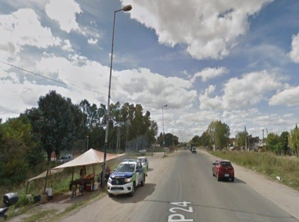 Moreno: asaltaron a una distribuidora de bebidas y el dueño fue herido de un escopetazo