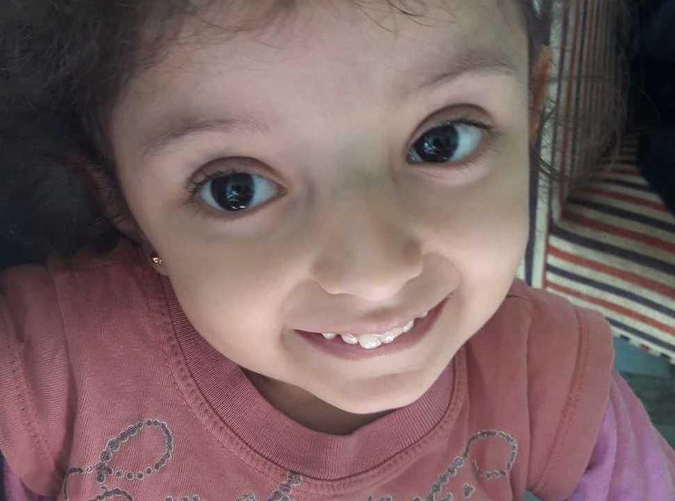 La historia de la nena de González Catán que necesita una ortesis para caminar y pide ayuda