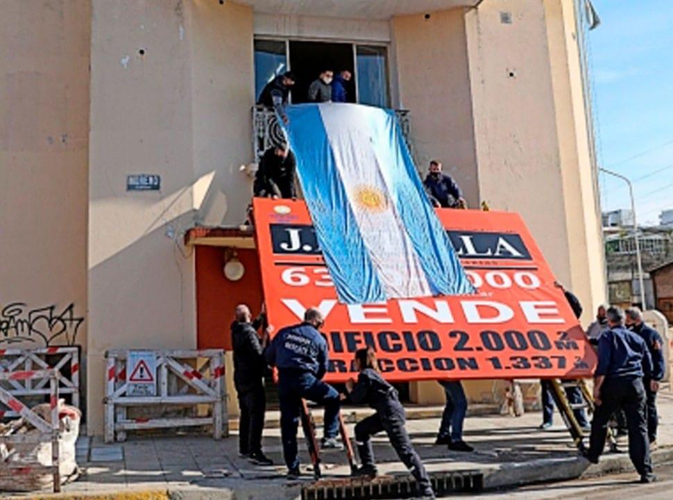 La Nación, la Provincia y el Municipio de La Matanza buscan salvar a los Bomberos Voluntarios