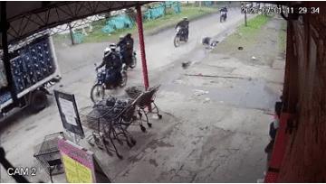 La Matanza: dos ladrones atropellaron a un peatón cuando escapaban de la policía