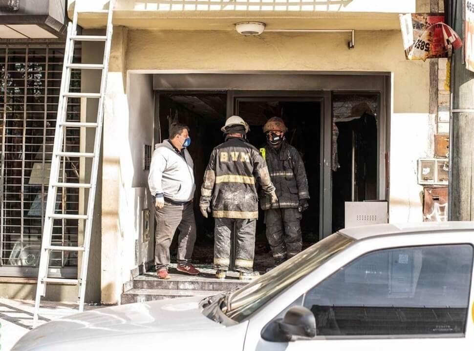 Tragedia de Ramos Mejía: se esperan las pericias para determinar las causas del incendio