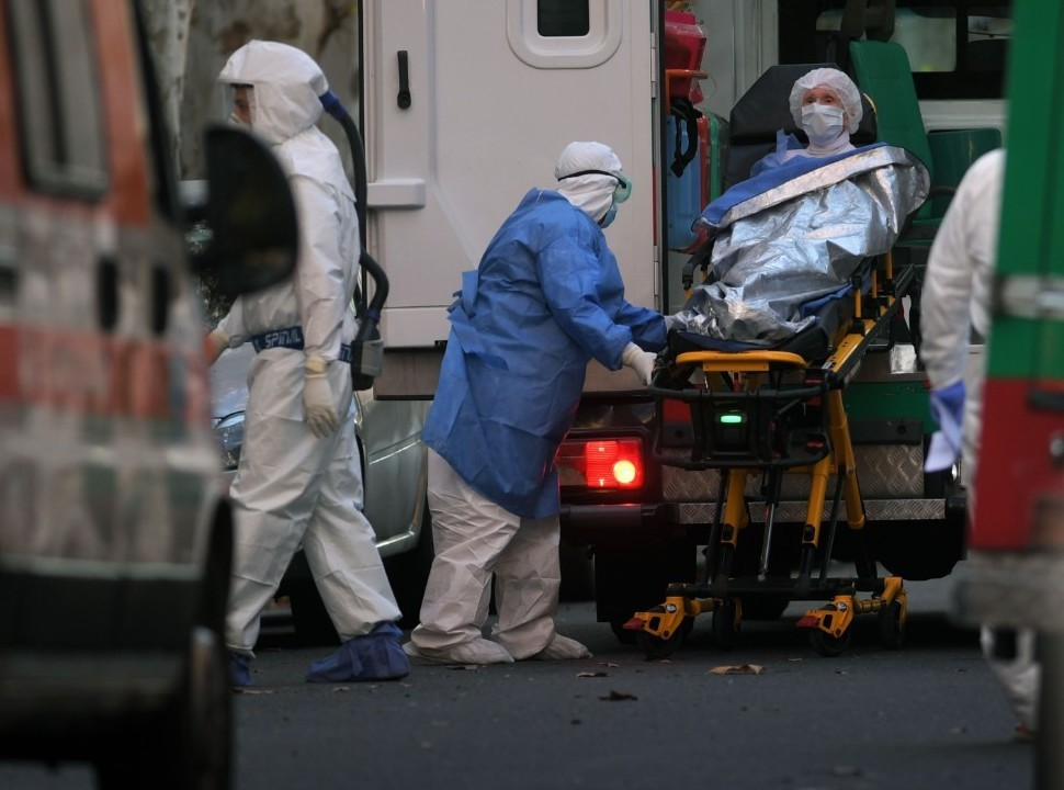 Coronavirus en la zona oeste: la cantidad de muertes aumentó un 55% en dos semanas