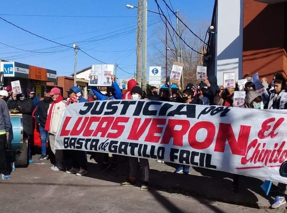 Fiscales piden elevar a juicio la causa por el crimen de Lucas Verón