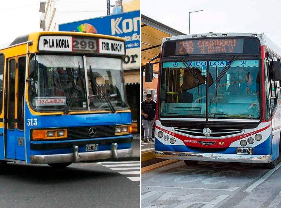 Covid en el transporte: la empresa de colectivos La Cabaña ya suma 60 casos y Almafuerte 17