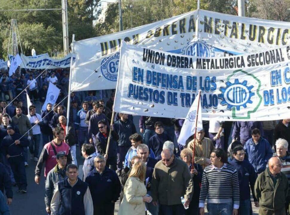 UOM Morón y La Matanza se despegan de Caló y adelantan que si no hay acuerdo salarial irán al paro