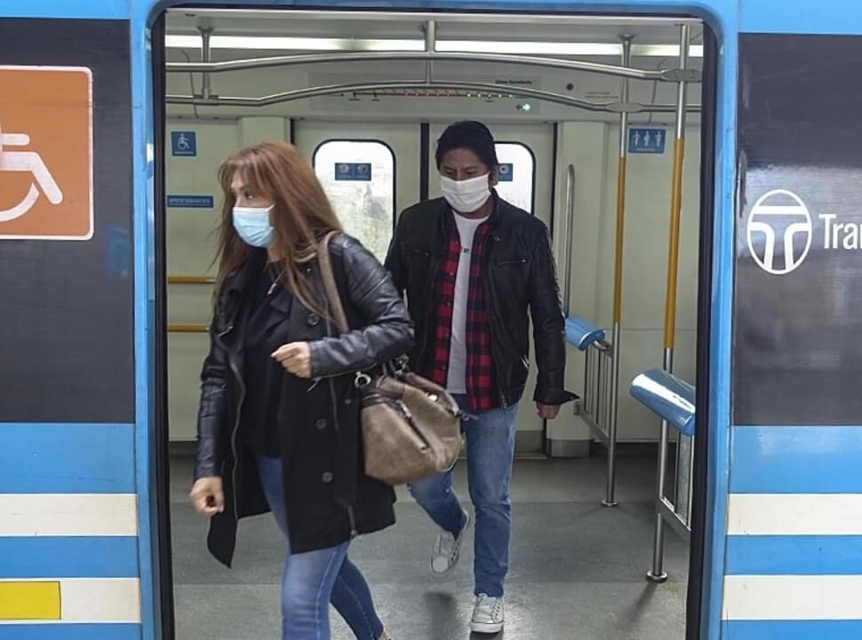 Tras los casos de Covid-19, el Tren Sarmiento vuelve a prestar servicio por la tarde