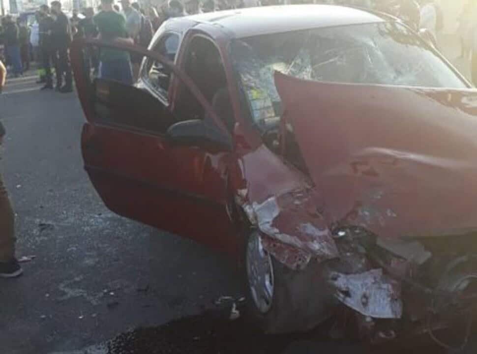 El conductor del Corsa rojo confesó que conoce al otro detenido del picódromo de Esteban Echeverría