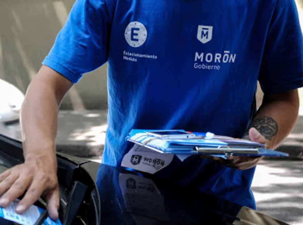 A partir de hoy vuelve a regir el estacionamiento medido en Morón