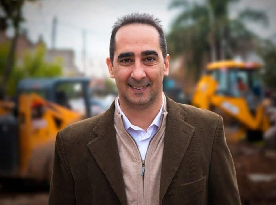El exintendente de Morón, Ramiro Tagliaferro, tiene coronavirus